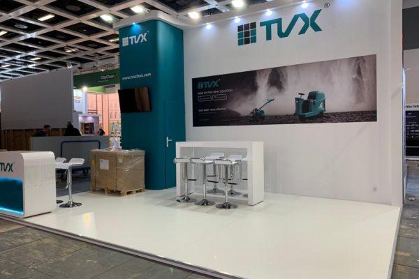 Компания TVX приняла участие в ежегодной выставке в Берлине